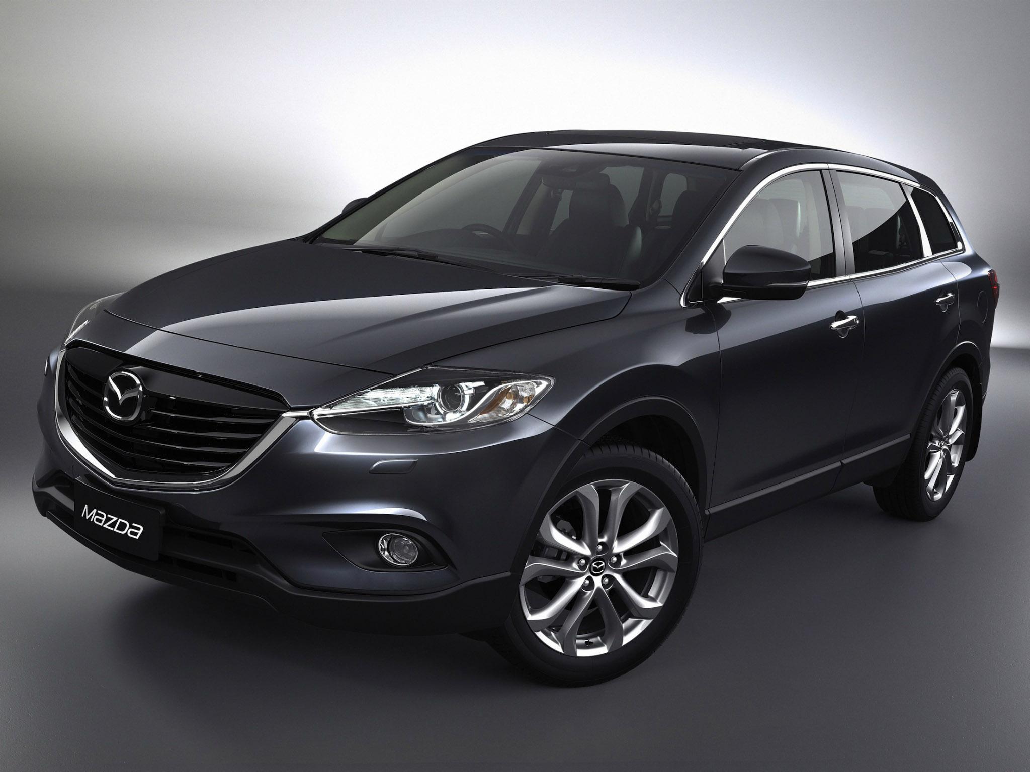Mazda CX-9 photo #1