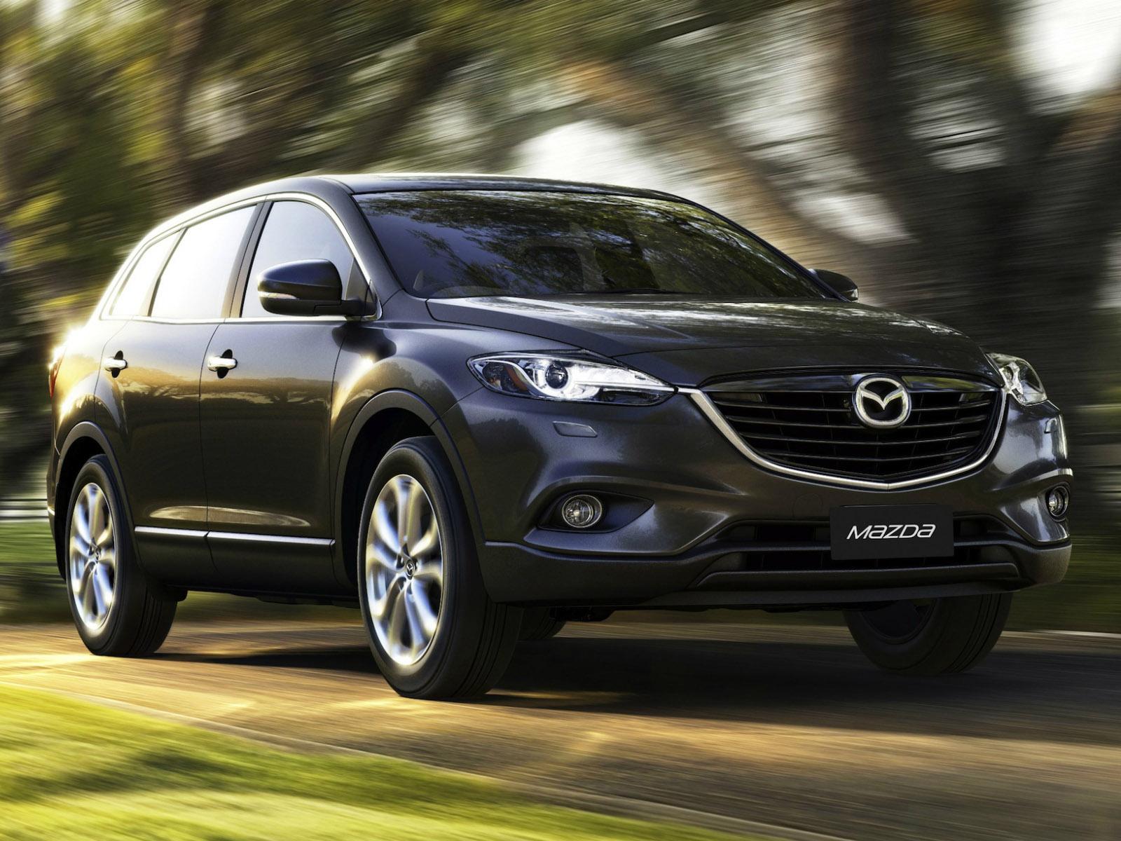 Mazda CX-9 photo #2