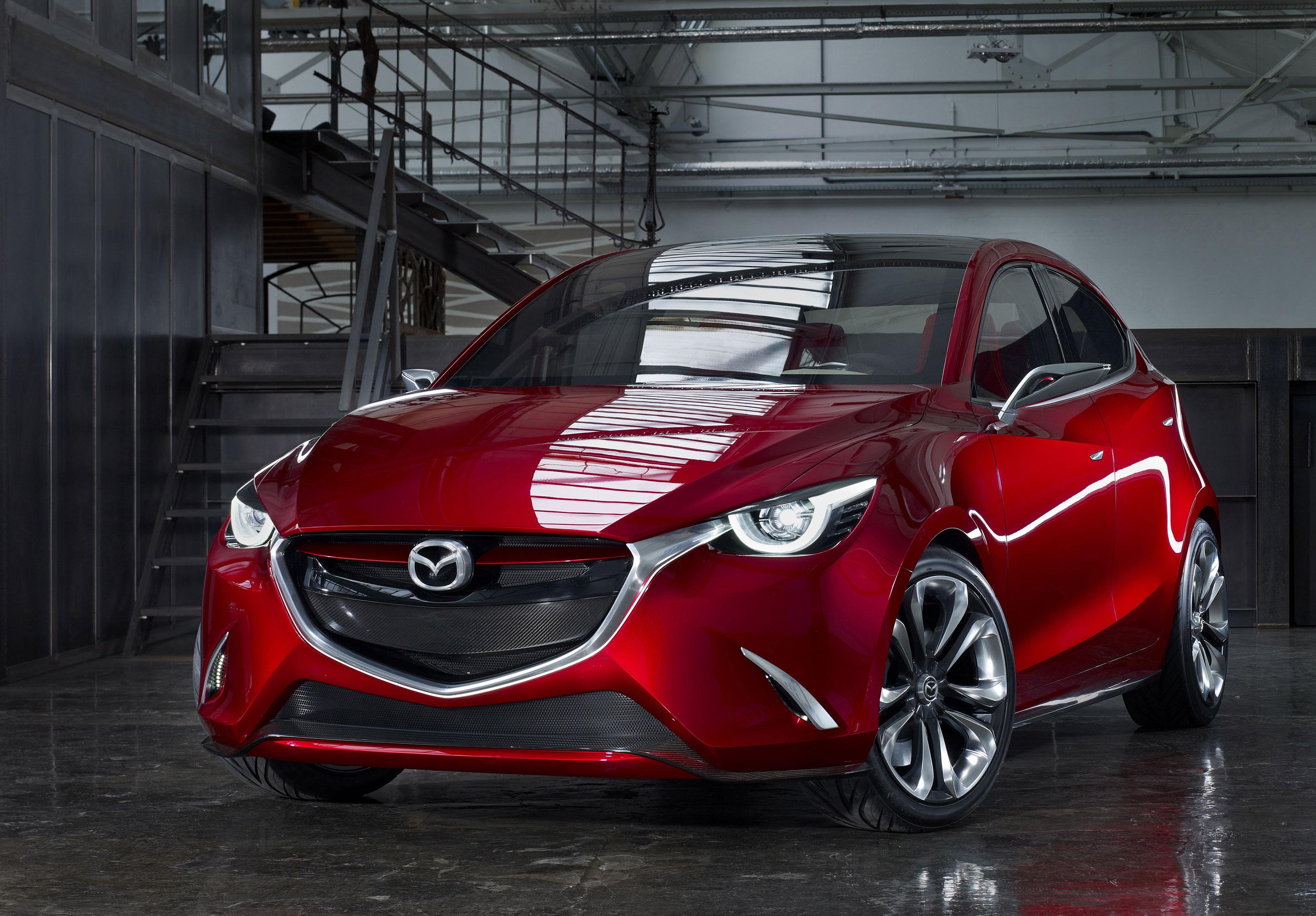Mazda Hazumi Concept photo #1