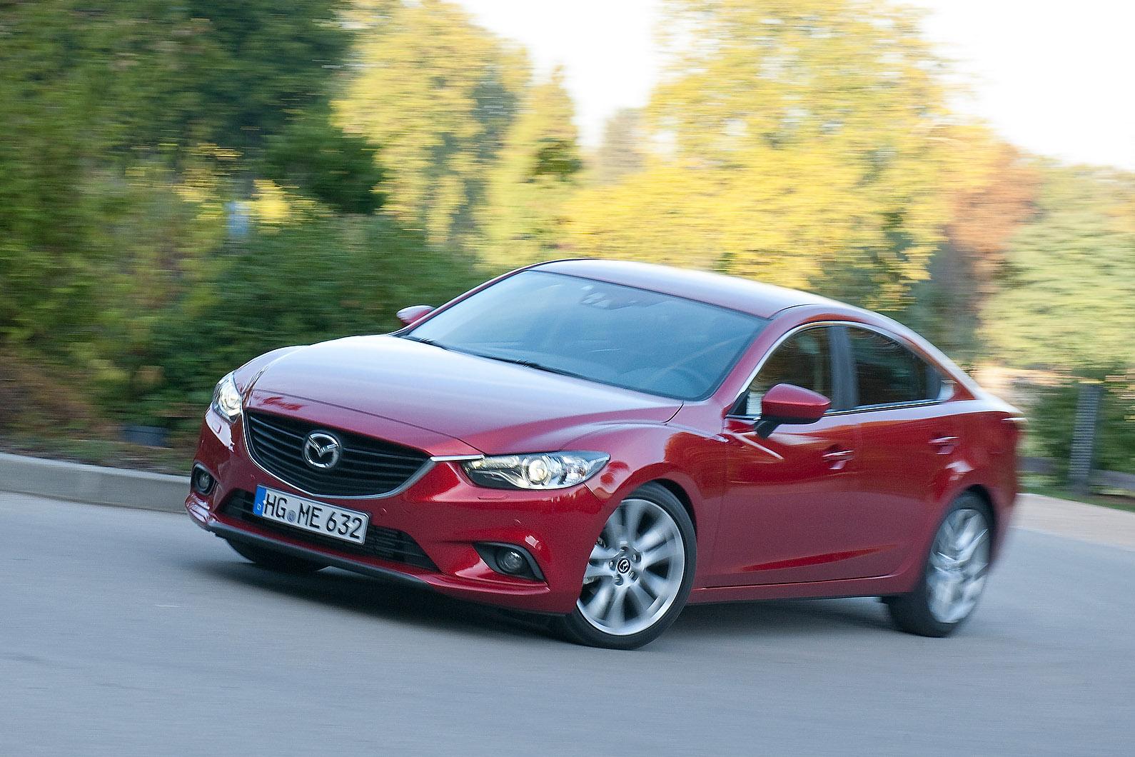 Mazda6 photo #1