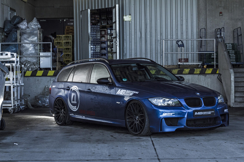 MB BMW 335i Touring photo #1