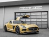 2014 MCCHIP-DKR Mercedes-Benz SLS 63 AMG Black Series