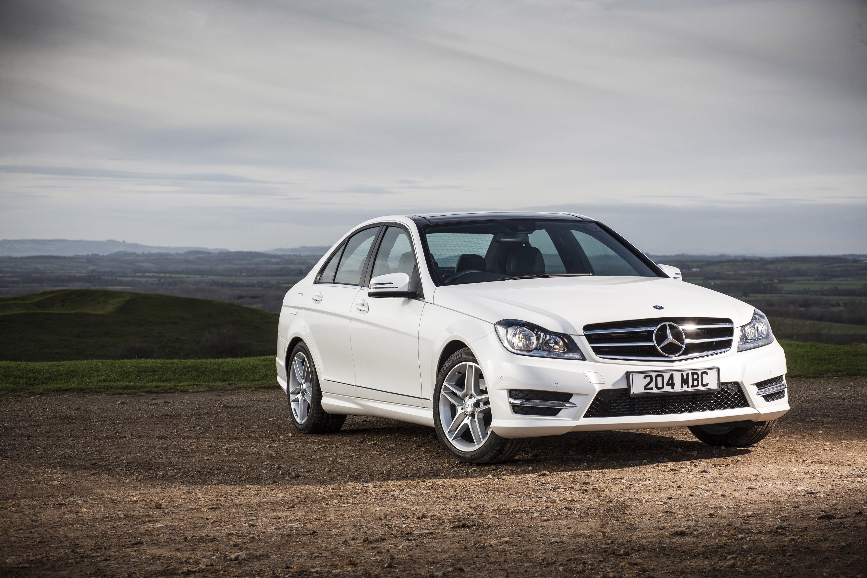 2014 mercedes benz c class amg sport edition hd pictures. Black Bedroom Furniture Sets. Home Design Ideas