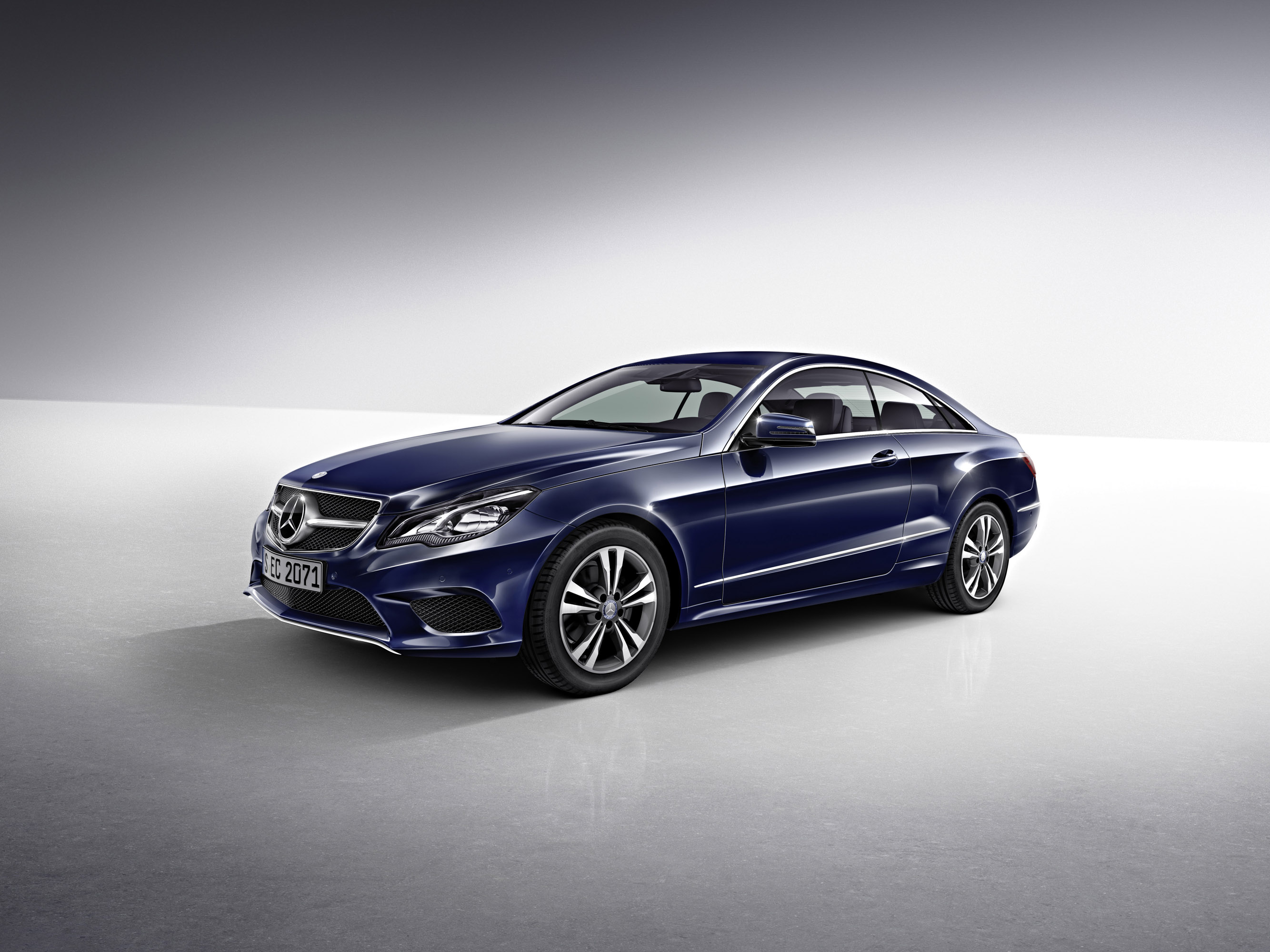 2014 Mercedes Benz E Class Coupe Hd Pictures