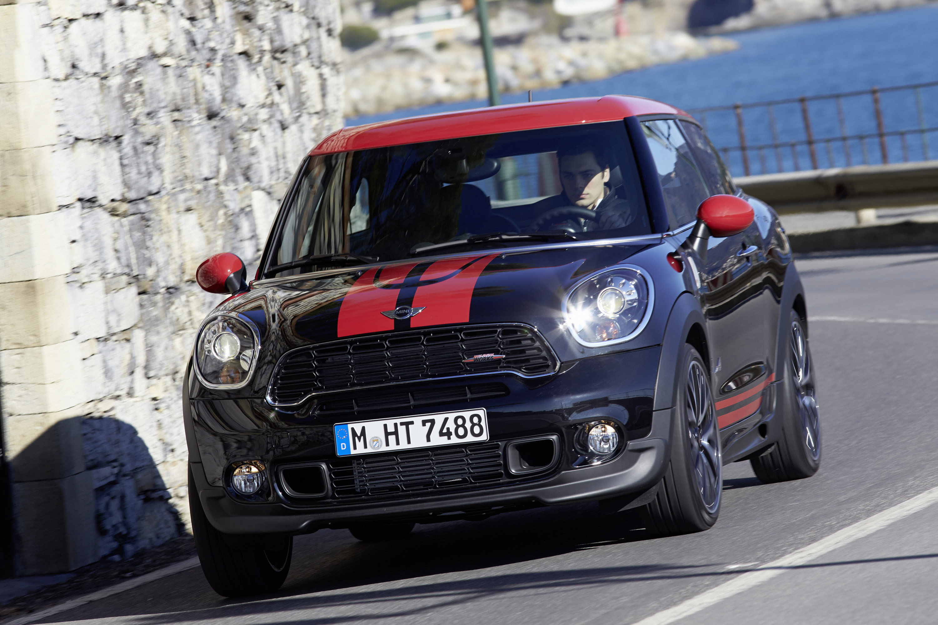2014 mini paceman john cooper works hd pictures. Black Bedroom Furniture Sets. Home Design Ideas