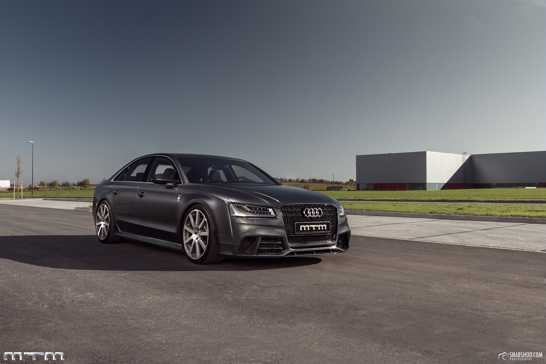 MTM Audi S8 Talladeg photo #1