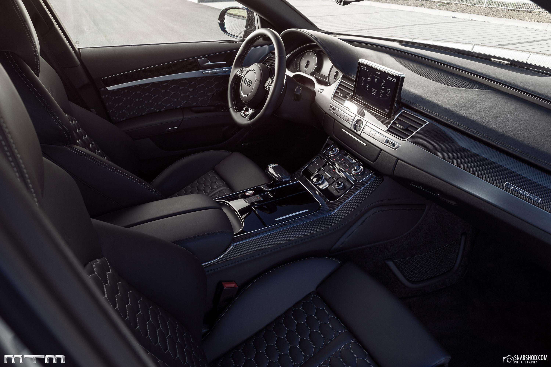 MTM Audi S8 Talladeg photo #16