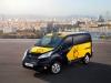 2014 Nissan e-NV200 Electric Barcelona Taxi