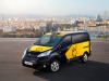 2014 Nissan Electric Taxi