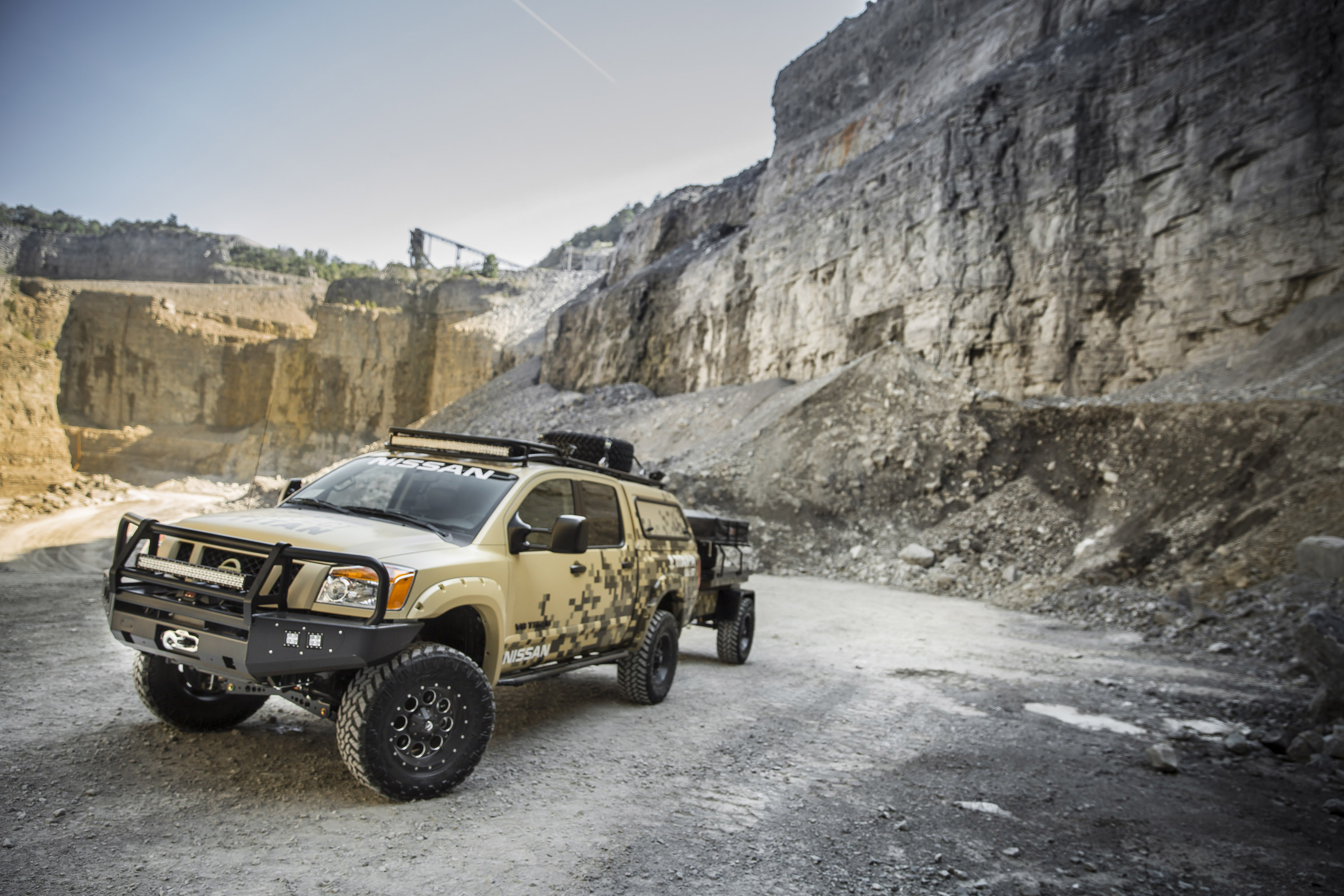 Nissan Project Titan photo #1