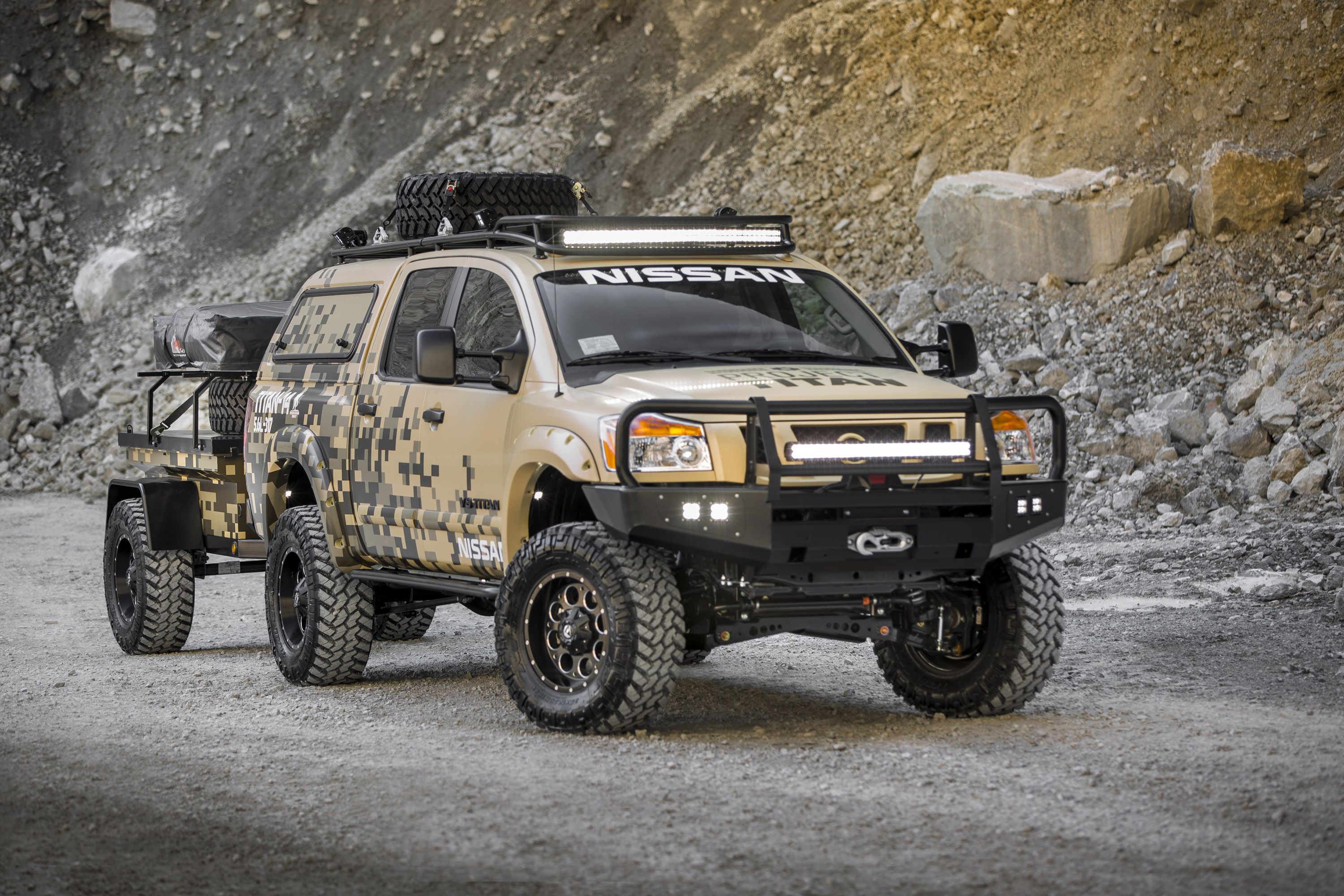 Nissan Project Titan photo #2