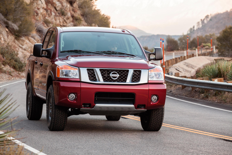 2014 Nissan Titan Hd Pictures Carsinvasion Com