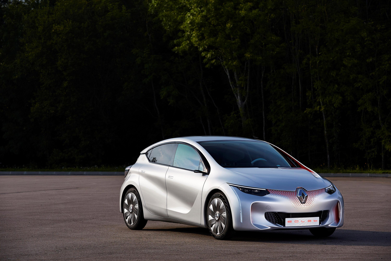 Renault Eolab Concept photo #1