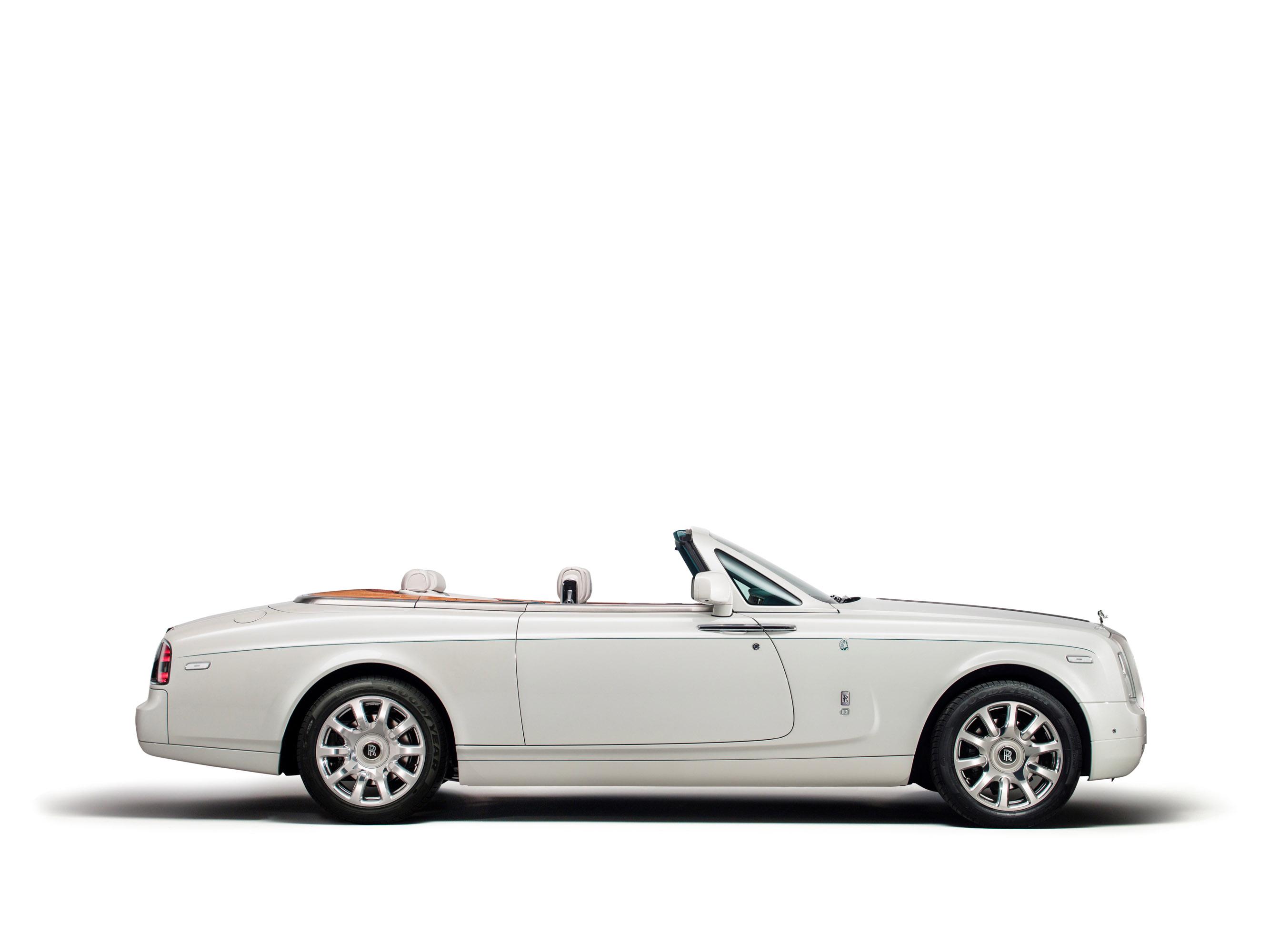 Rolls-Royce Maharaja Phantom Drophead Coupe photo #1
