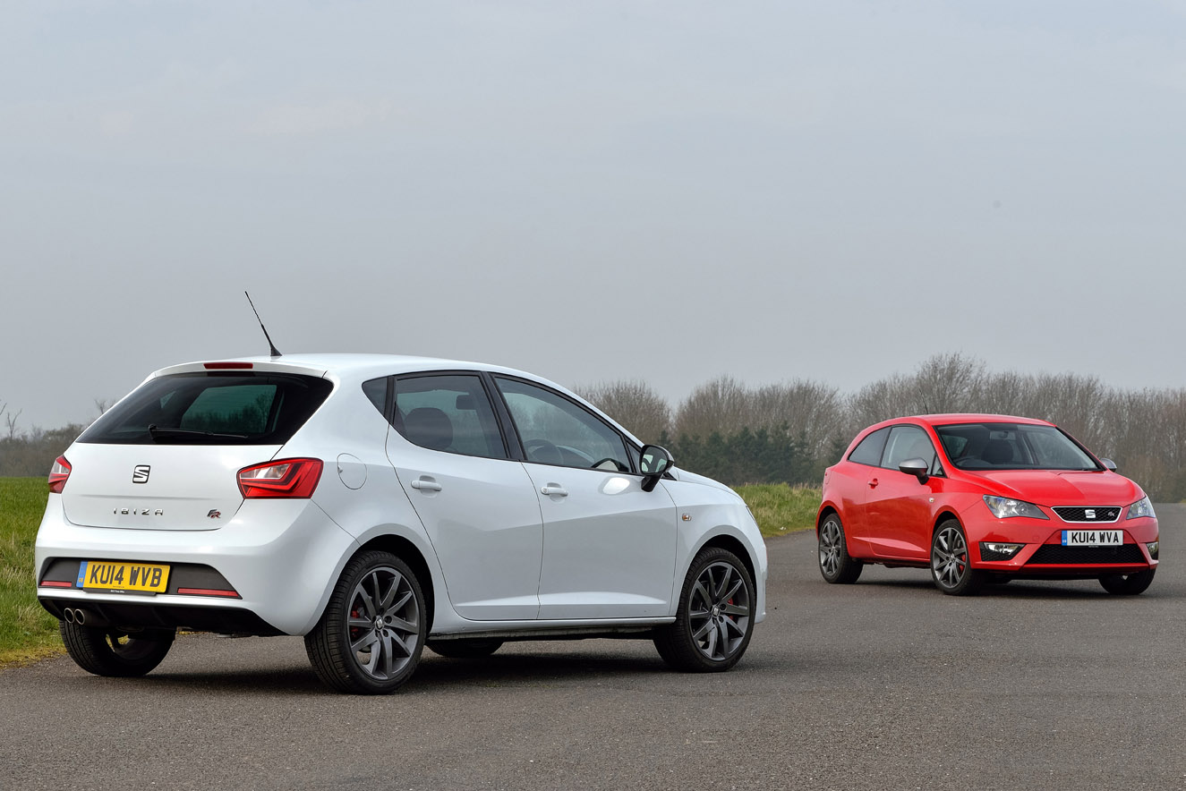 2014 Seat Ibiza Fr Edition Hd Pictures Carsinvasion Com