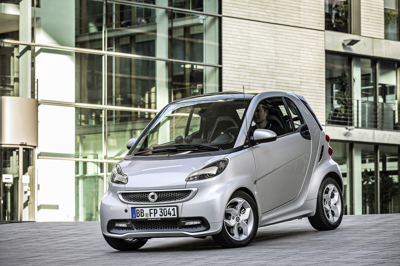 Smart ForTwo Citybeam Edition photo #1