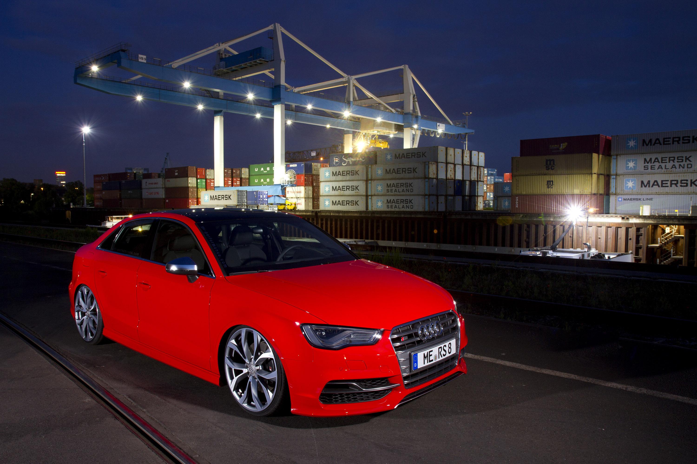 SR Performance Audi S3 Limousine photo #2