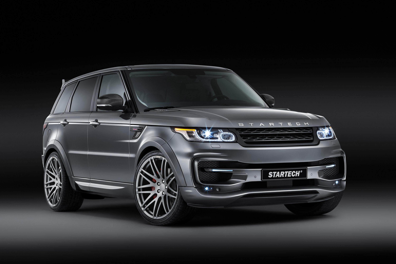 Startech Widebody Range Rover Sport photo #1