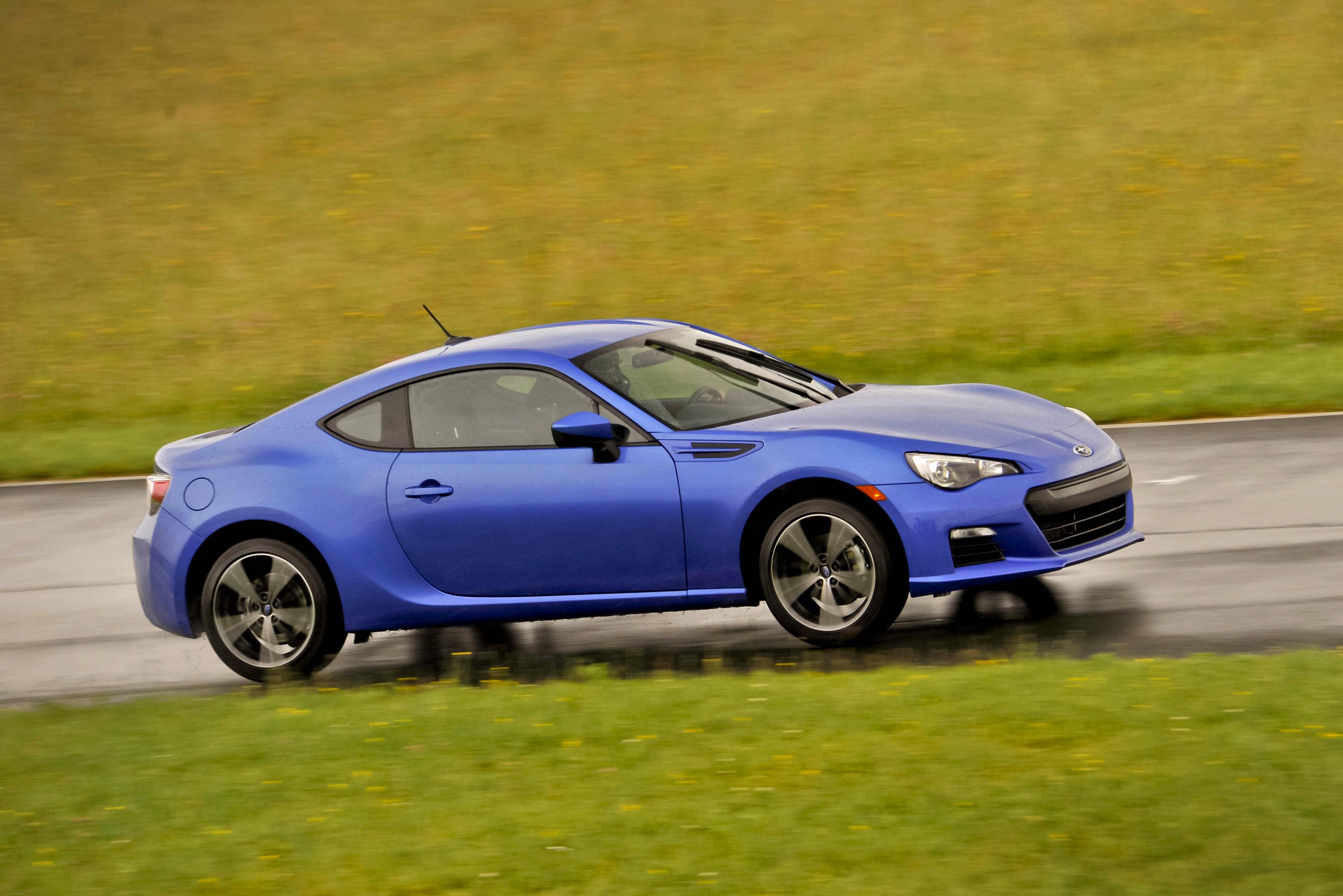 2014 Subaru BRZ - HD Pictures @ carsinvasion.com