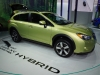 Subaru XV Crosstrek Hybrid 2014