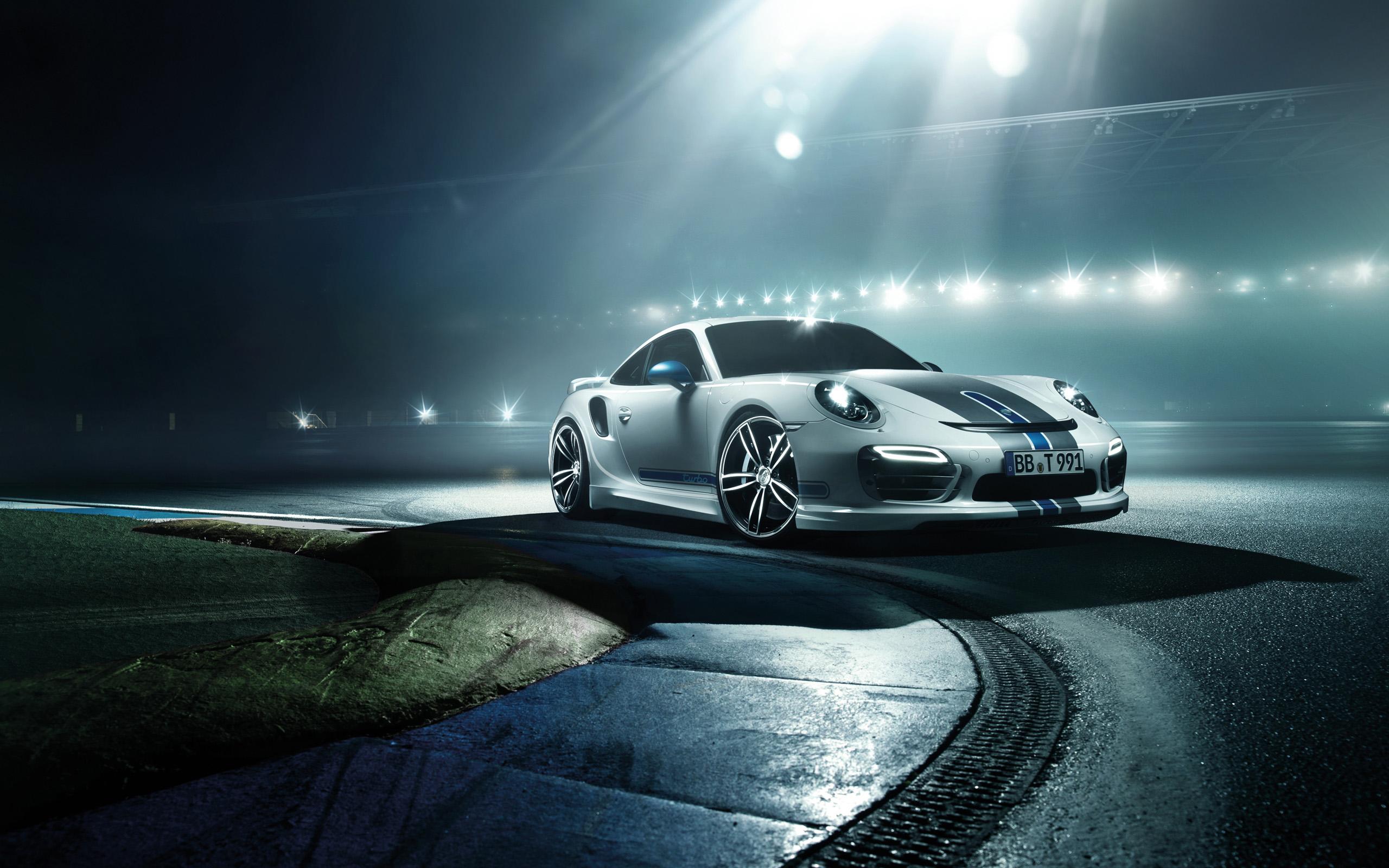 TechArt Porsche 911 Turbo photo #1
