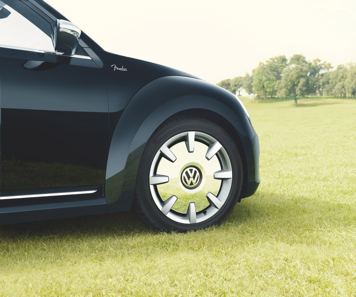 Volkswagen Beetle Fender Edition photo #2