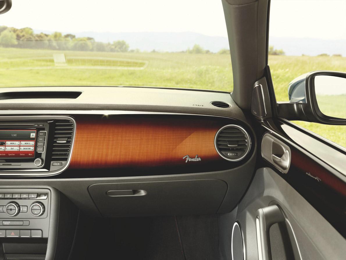 Volkswagen Beetle Fender Edition photo #4
