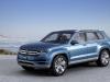 2014 Volkswagen CrossBlue Concept thumbnail photo 6442