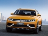2014 Volkswagen CrossBlue Coupe Concept