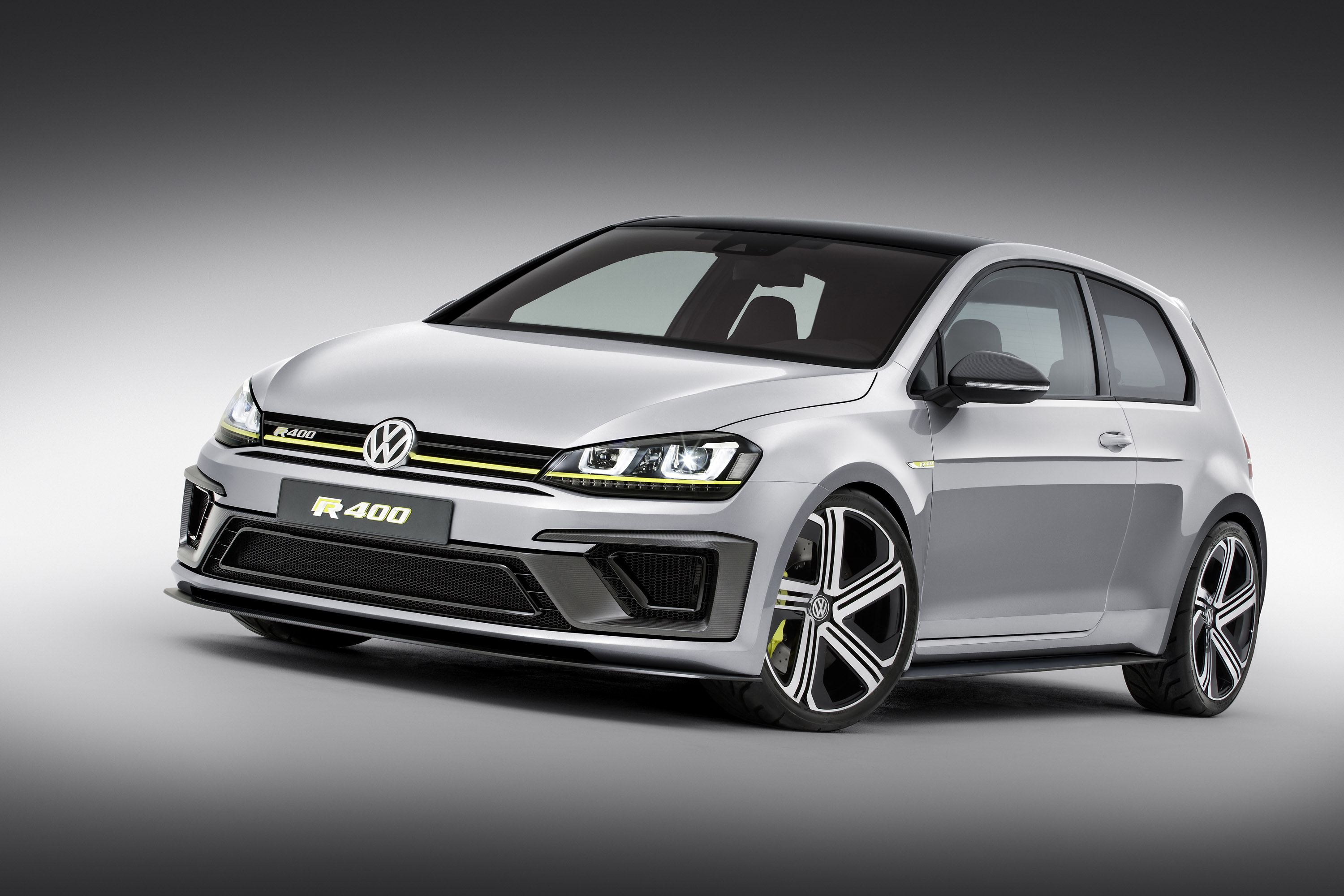 Volkswagen Golf R 400 Concept photo #1