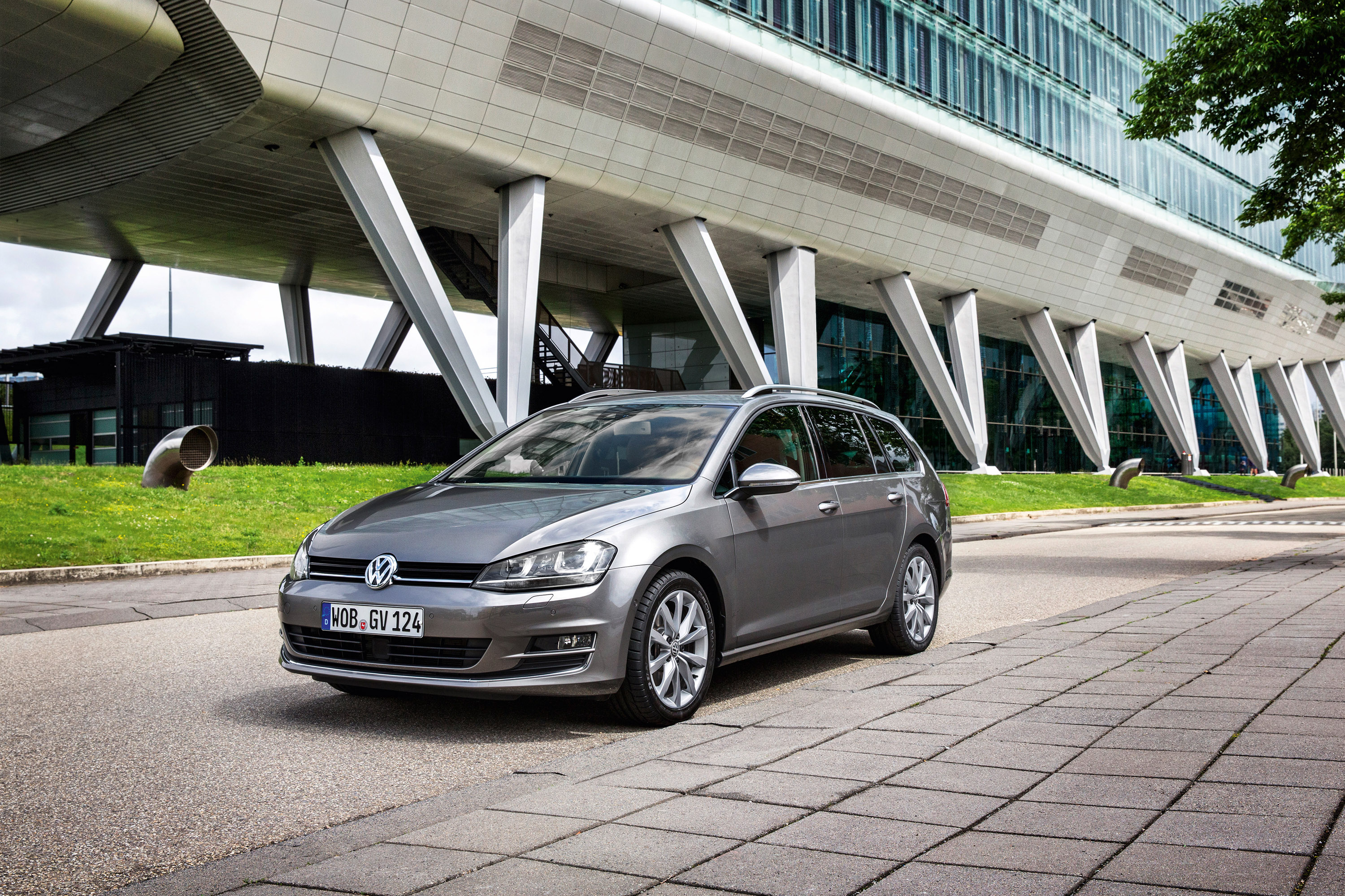 2014 volkswagen golf vii variant hd pictures. Black Bedroom Furniture Sets. Home Design Ideas