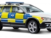 2014 Volvo XC70 D5 AWD Swedish Police