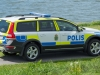 Volvo XC70 D5 AWD Swedish Police 2014