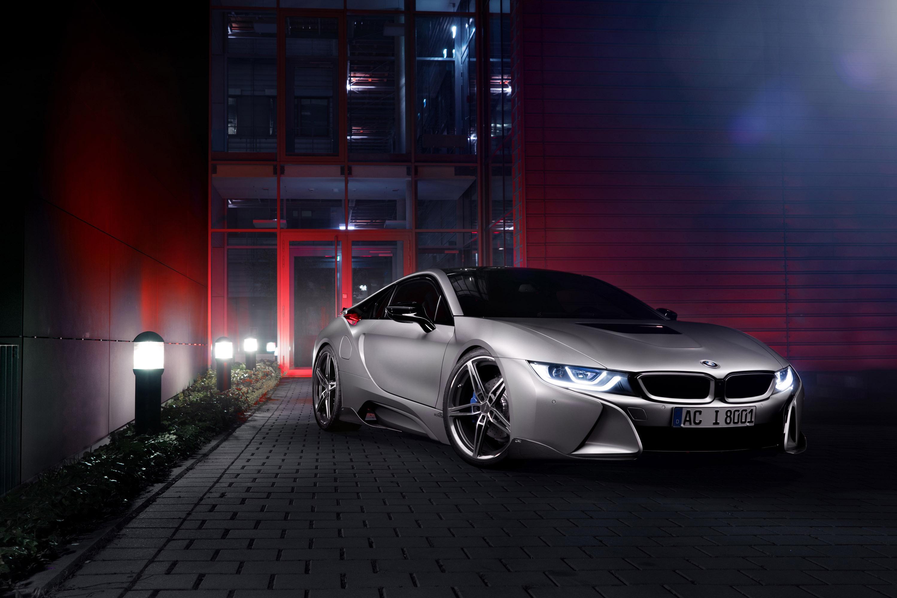 AC Schnitzer BMW i8 photo #1