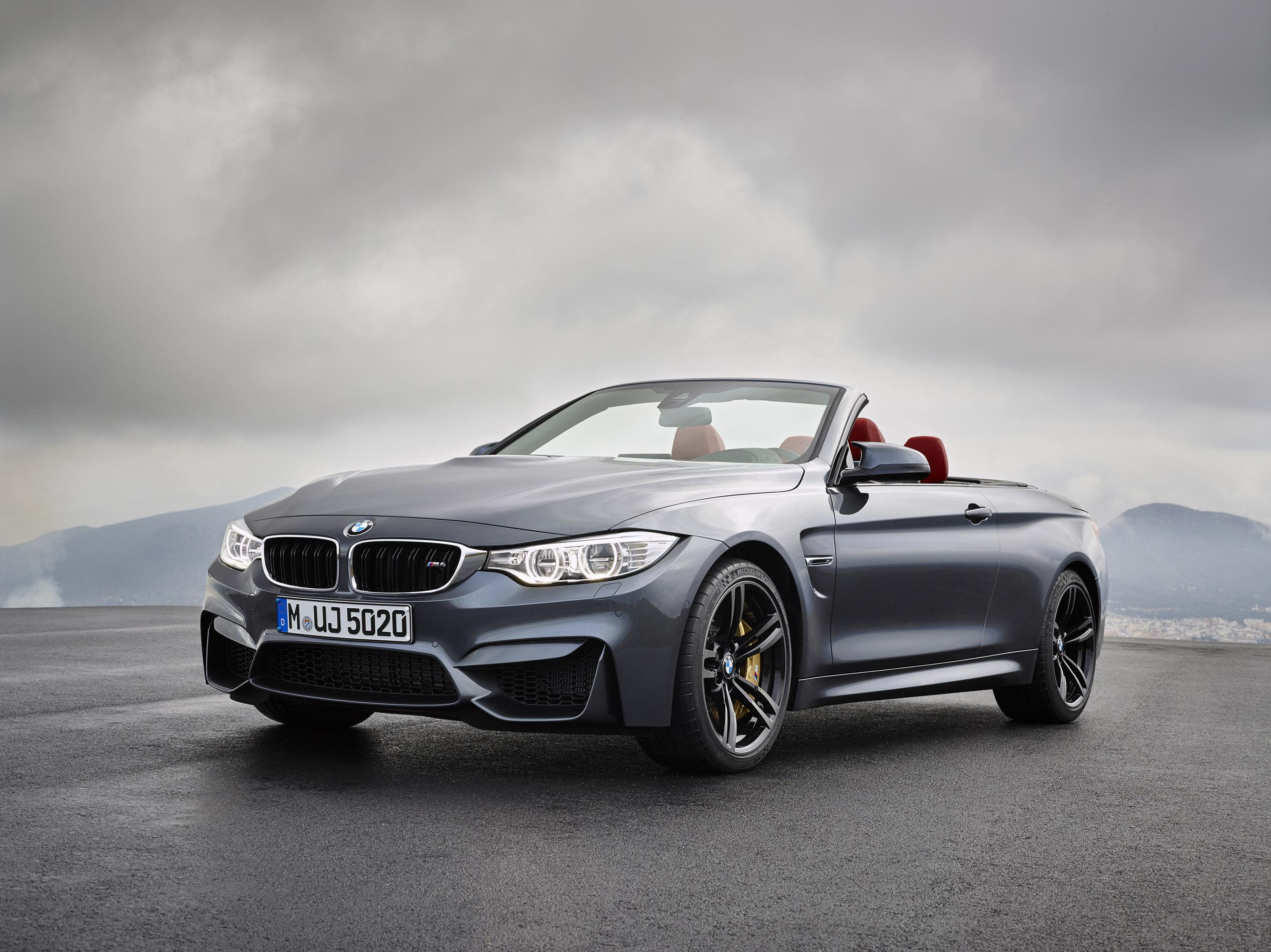 BMW M4 Convertible photo #1