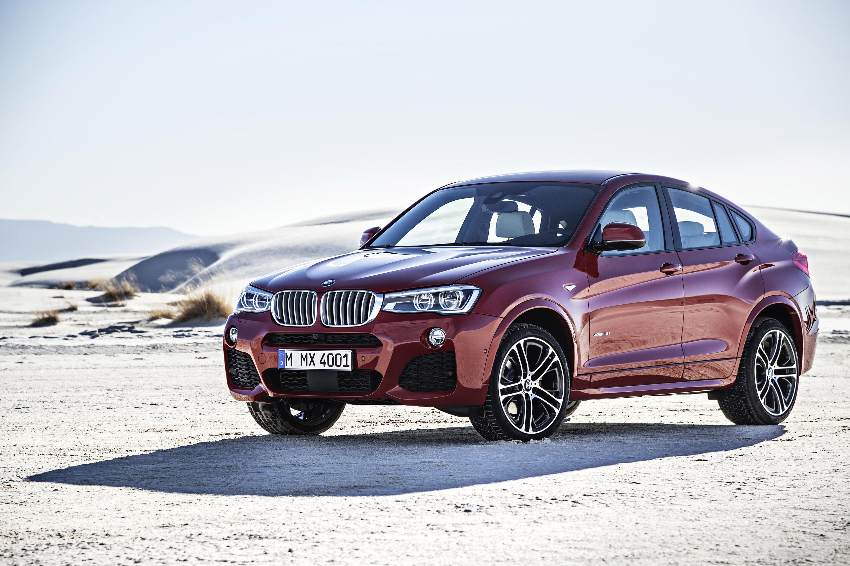BMW X4 photo #1