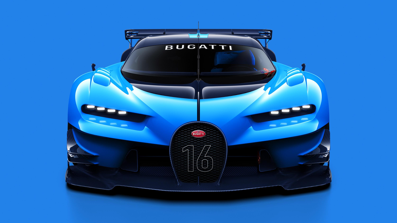 Bugatti Vision Gran Turismo Concept photo #1