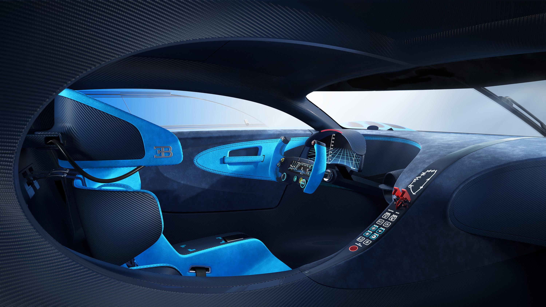 Bugatti Vision Gran Turismo Concept photo #6