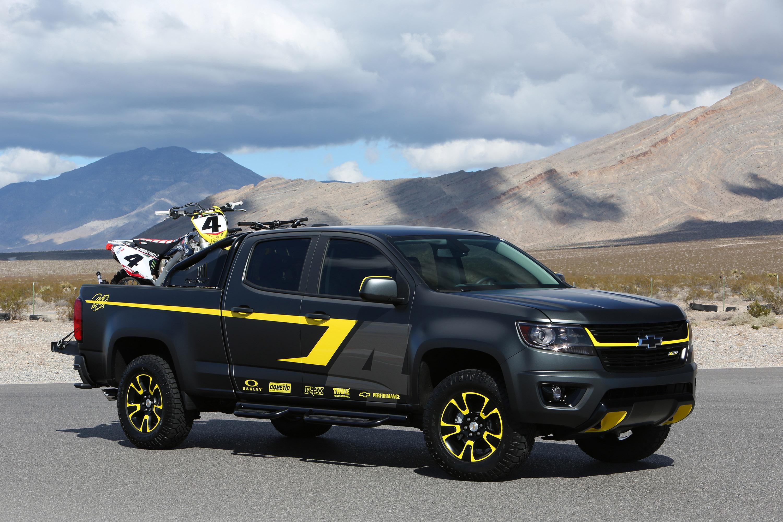Chevrolet Colorado Performance Concept photo #2