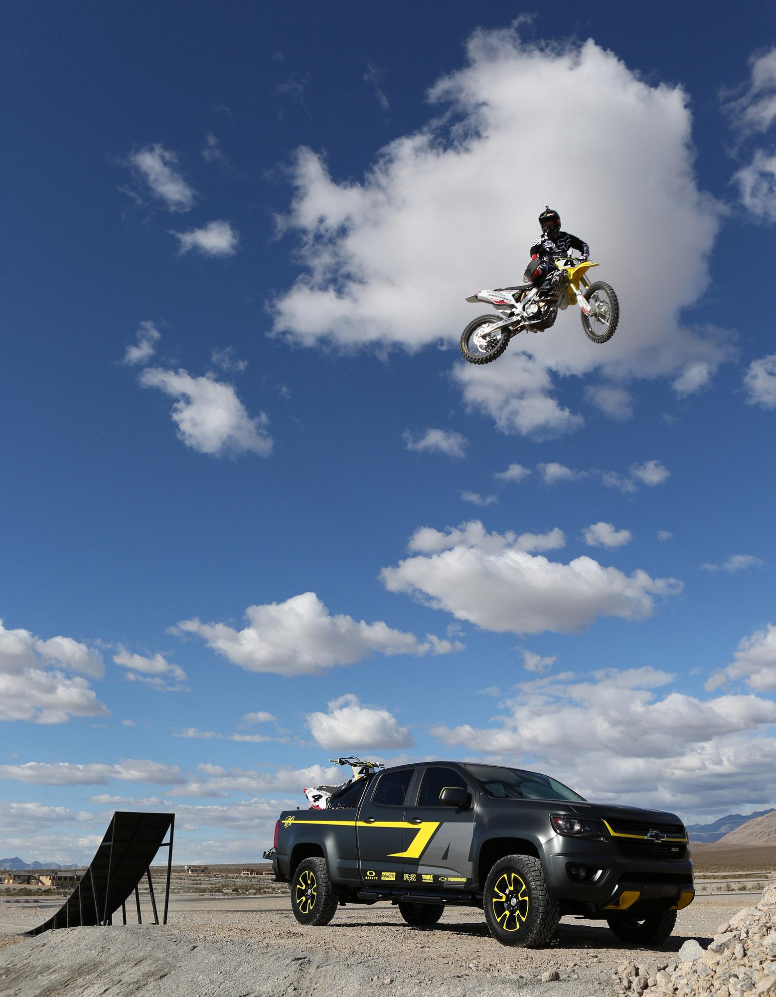 Chevrolet Colorado Performance Concept photo #7