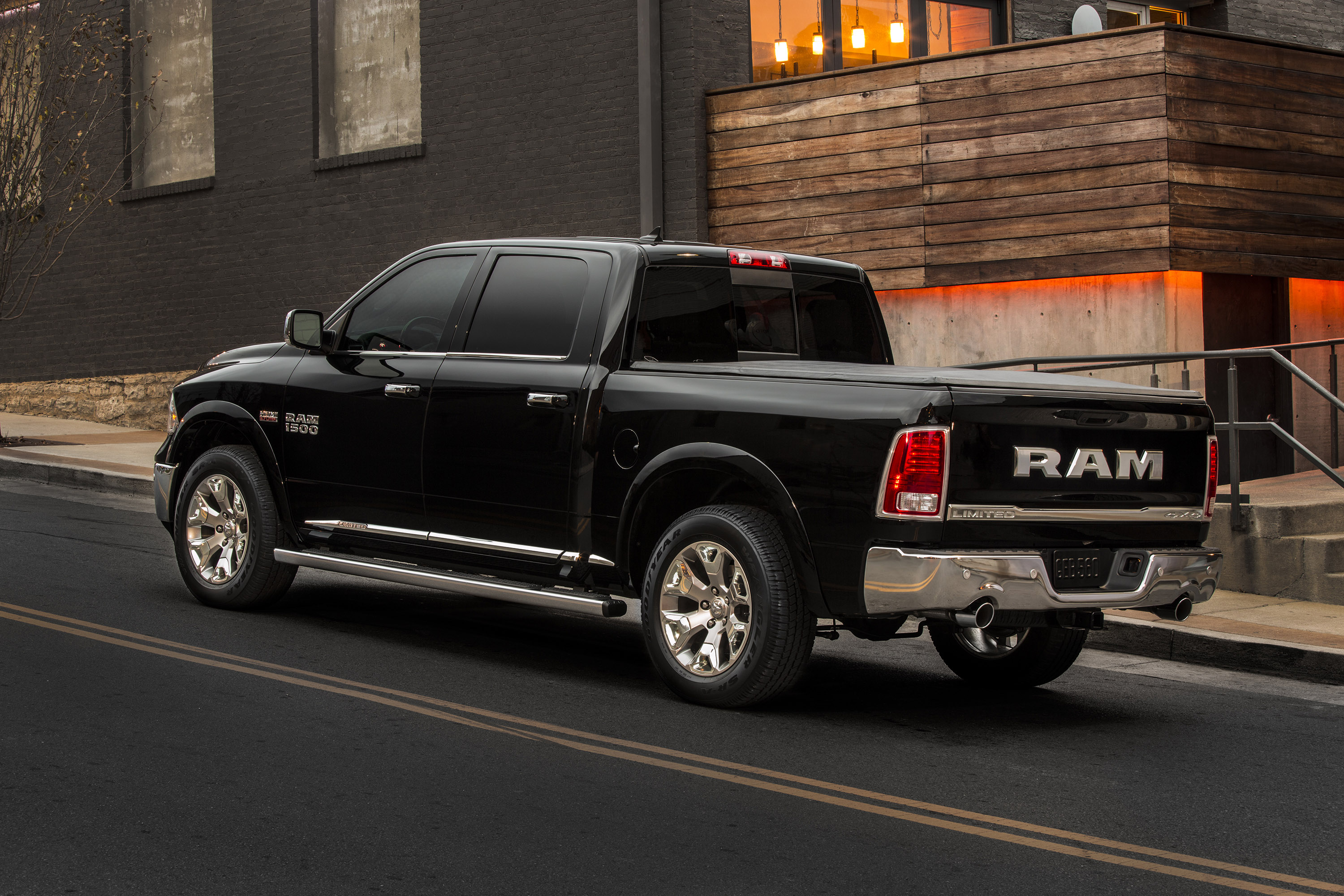 2015 Dodge Ram 1500 Laramie Limited - HD Pictures ...