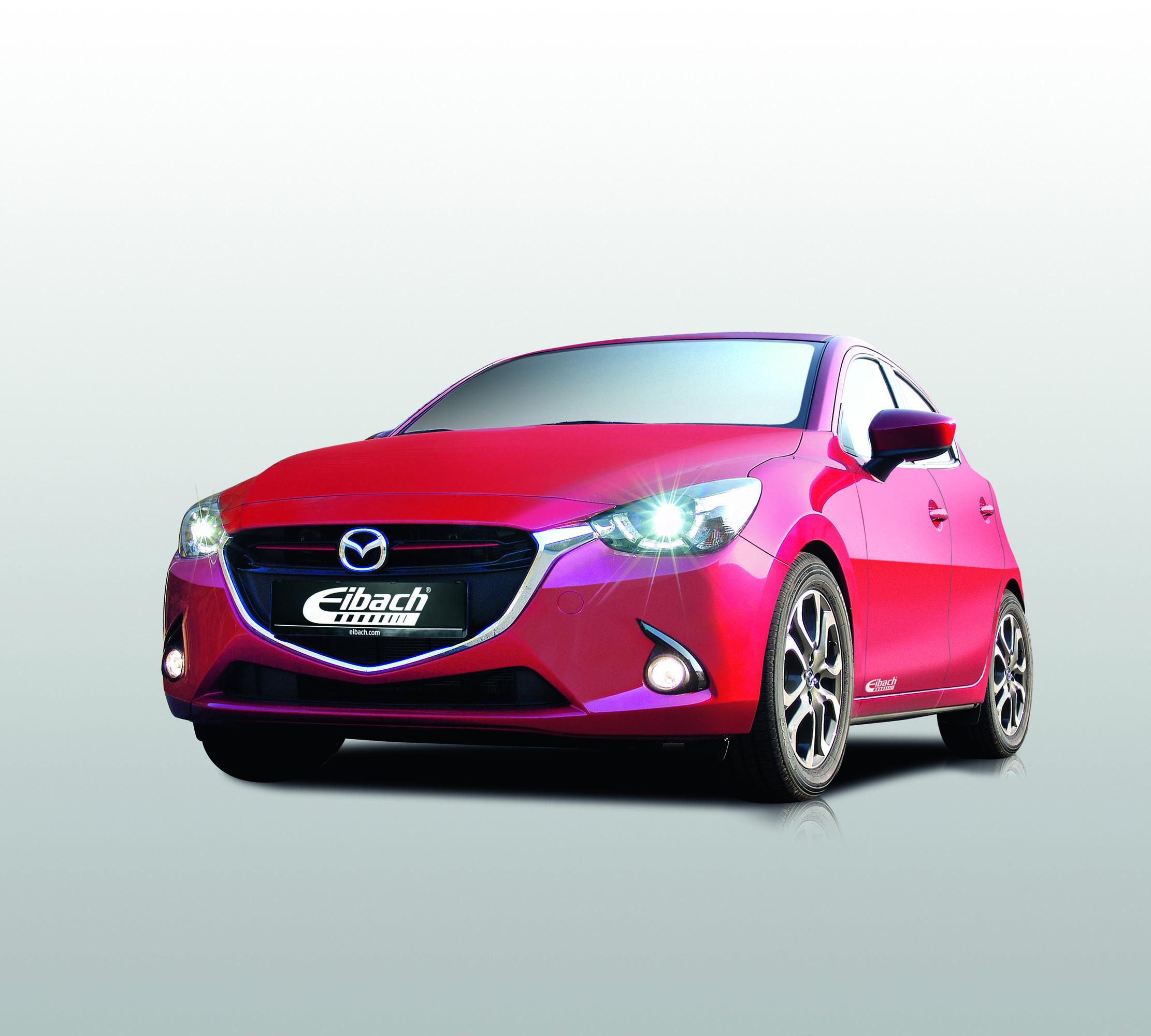 Eibach Mazda 2 photo #1