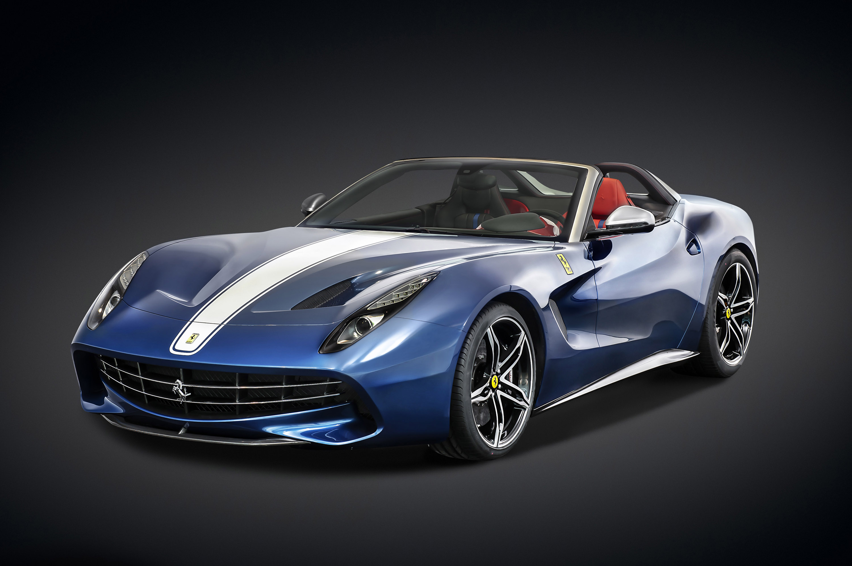 Ferrari F60America photo #1