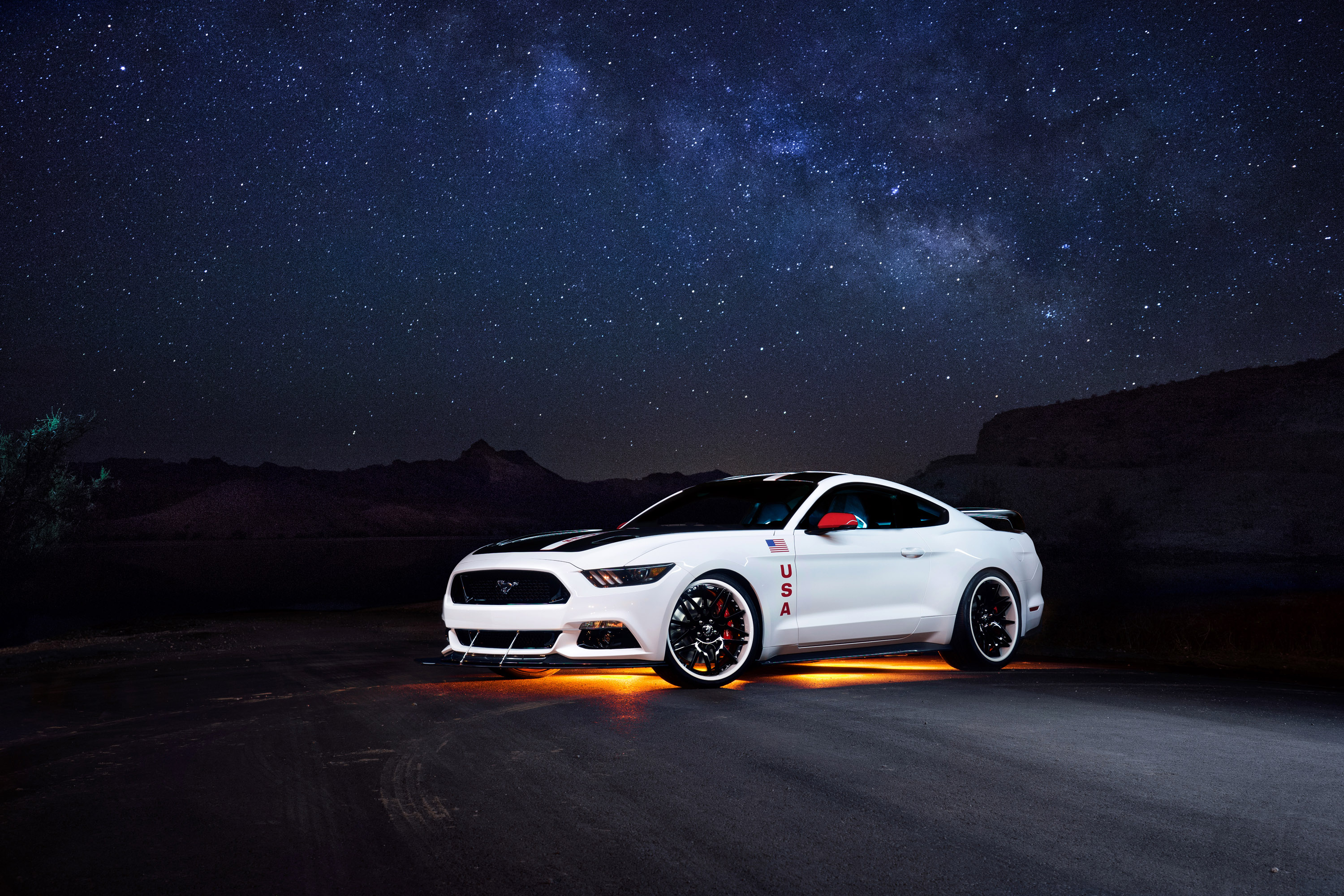 Ford Mustang Apollo Edition photo #1