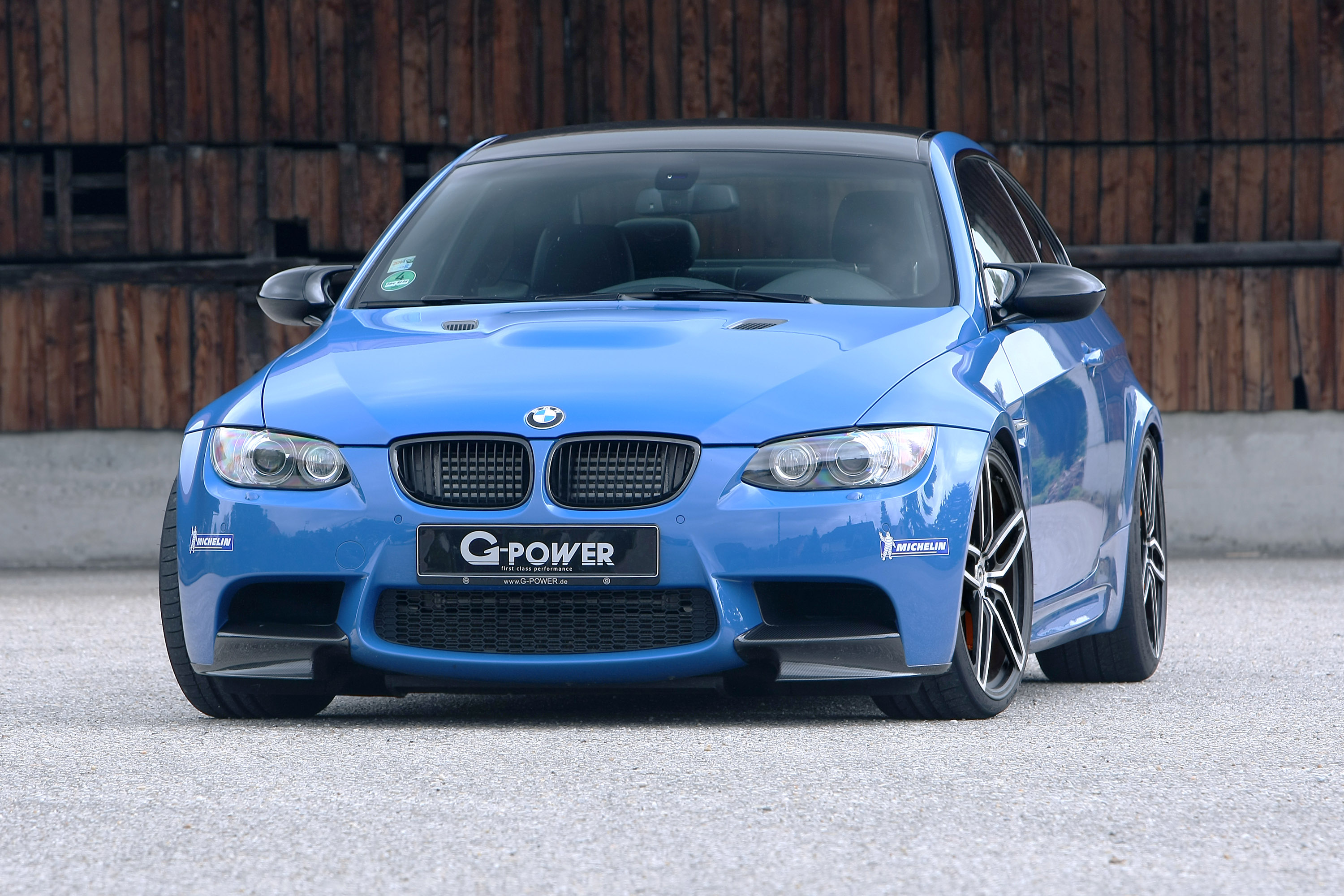 2015 G-Power BMW M3 E92 V8 Supercharger - HD Pictures ...