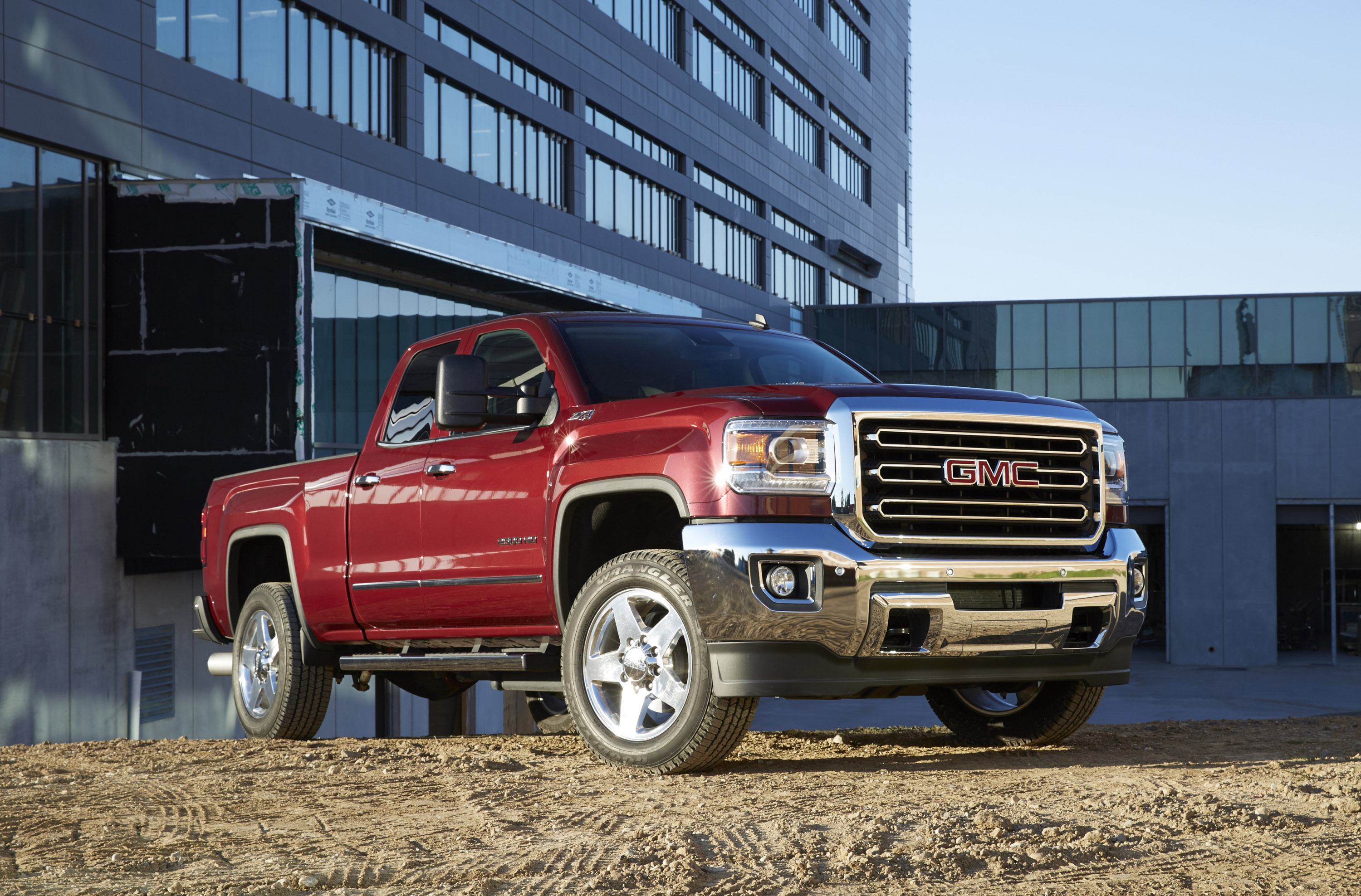 GMC Sierra 2500HD photo #1
