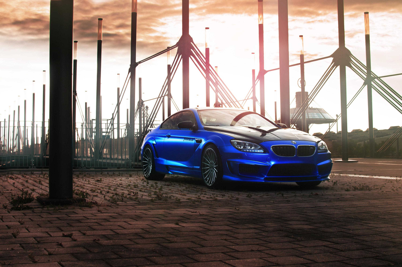 Hamann BMW M6 Mirr6r photo #1