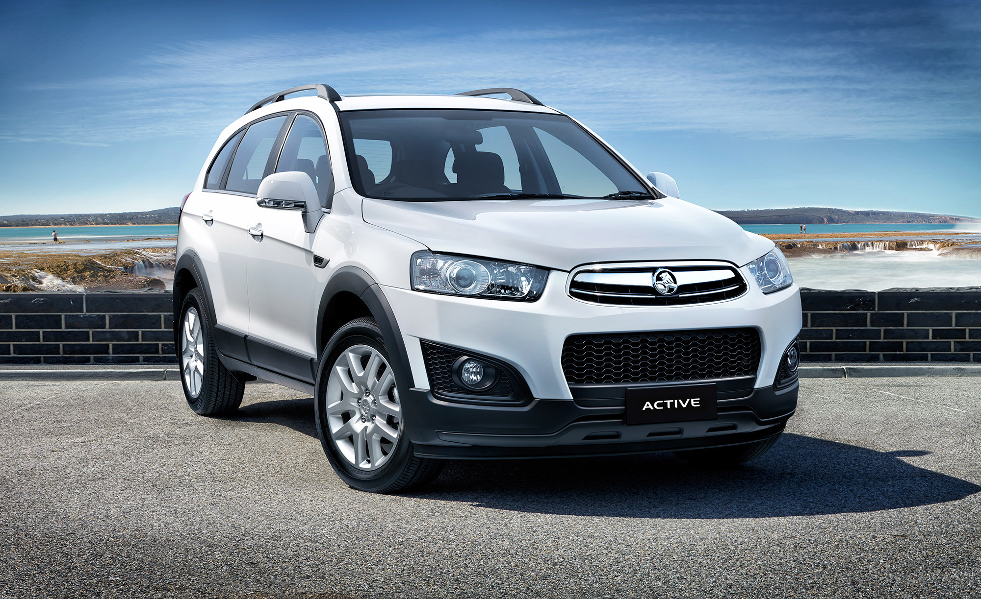 Holden Captiva Active Special Edition photo #1