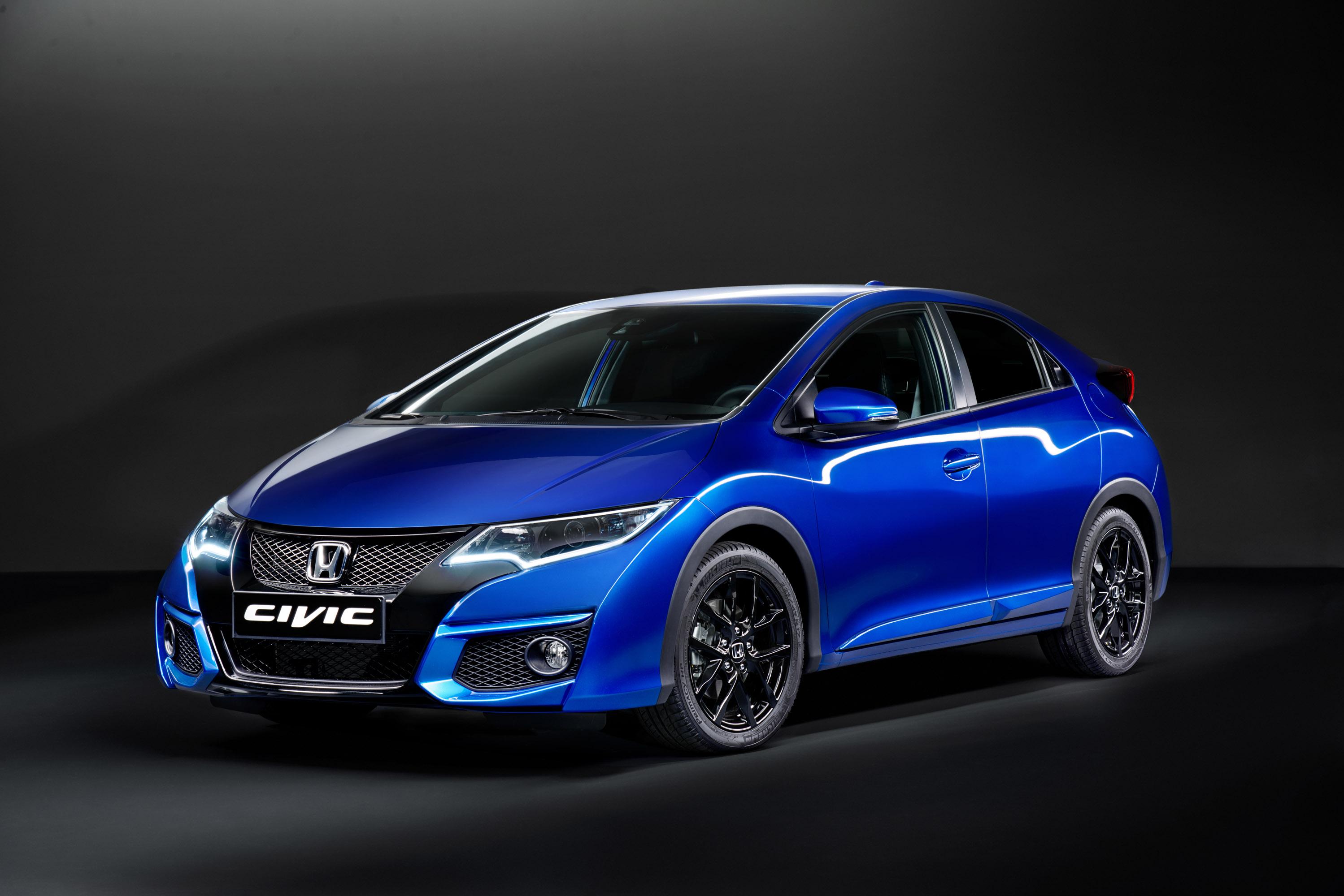 Honda Civic Sport photo #1