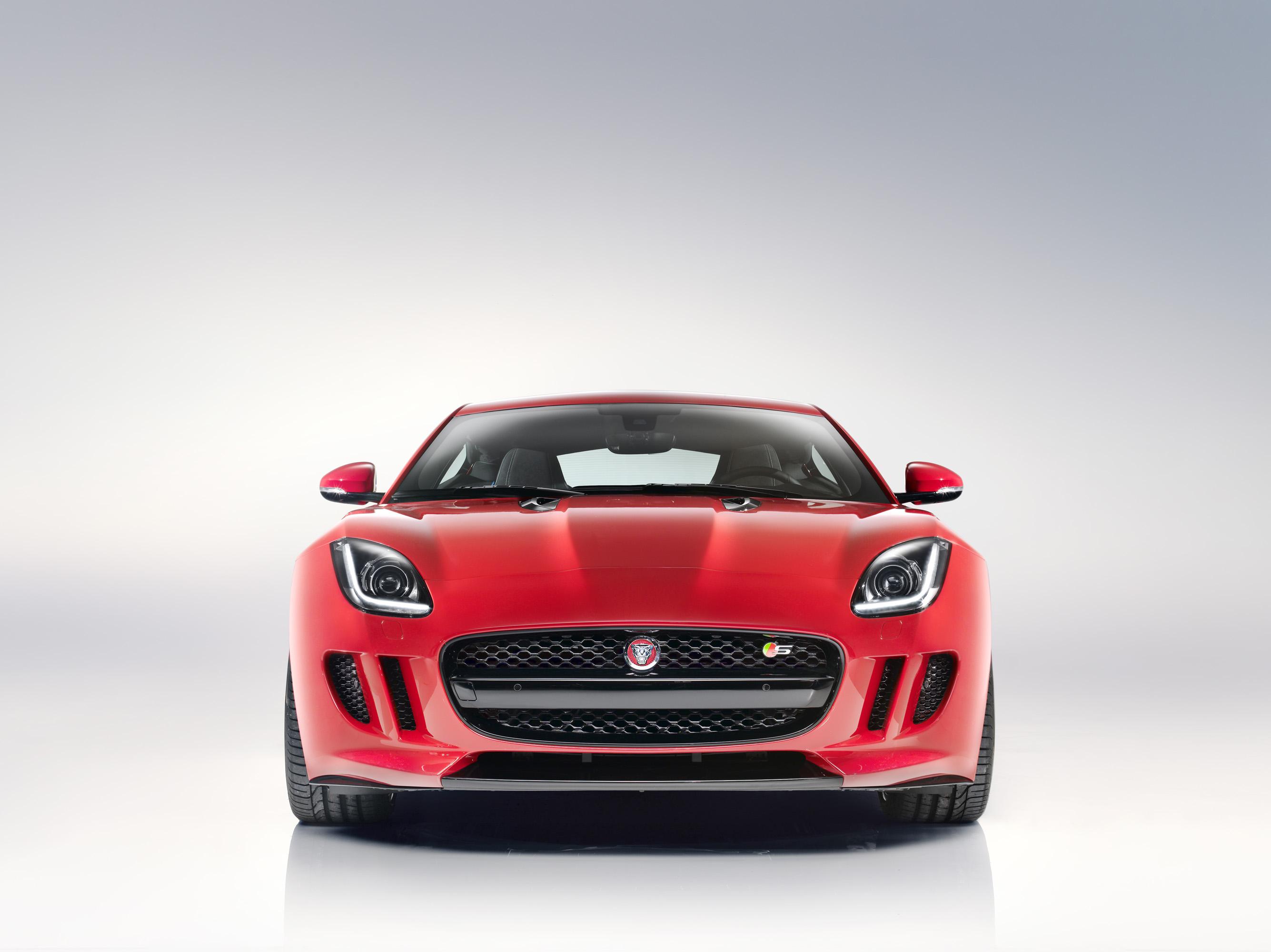 2015 Jaguar F-Type R Coupe - HD Pictures @ carsinvasion.com